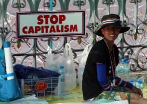stop capitalism Thailand