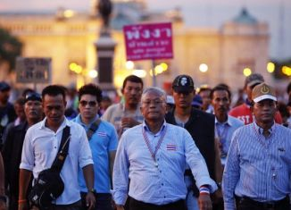 Thailand: State enterprise workers on strike from May 22