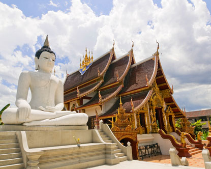 Thailand ponders launch of Buddhist bank