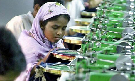 Pressure mounts on textile chains (video)