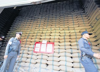 Thai Rice Stockpile