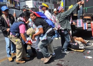 thai unrest