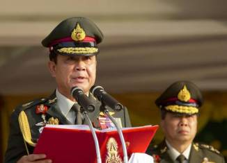 Ruling Thai general to chair country's Board of Investment
