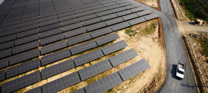 Thailand sets radical targets for solar energy