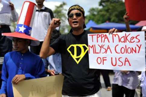 What Malaysian negotiators don't want you to know about the TPP