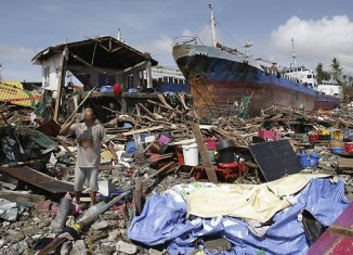 Philippines to spend nearly $4 billion on rebuilding after typhoon Haiyan