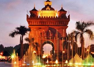 Vientiane saw 1.4 million tourists in 2013