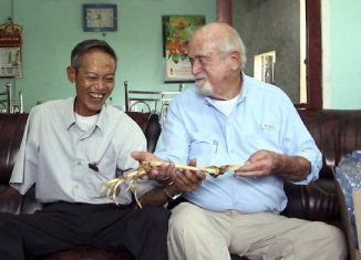 Vietnam veteran reunited with his long lost arm