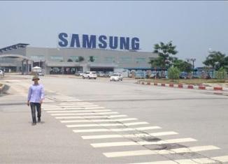 Samsung wins license to invest $1 billion in Vietnam