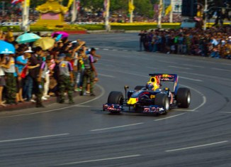 Pattaya wants to host Formula 1 race
