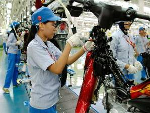 Indonesia manufacturing on record high