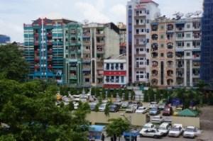 yangon housing