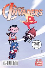 ALL-NEW INVADERS #1 VARIANT C