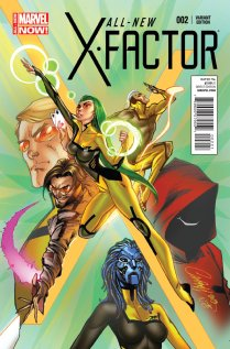 ALL-NEW X-FACTOR #2 VARIANT