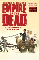 EMPIRE OF THE DEAD #1 VARIANT A