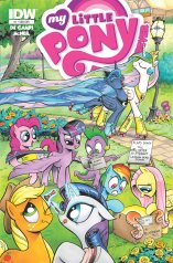 MY LITTLE PONY FRIENDS FOREVER #1 SUB VARIANT