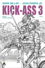 KICK-ASS 3 #6 VARIANT C