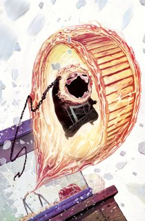 ALL-NEW GHOST RIDER #1 VARIANT A