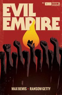 EVIL EMPIRE #1 COVER A