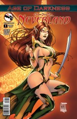 GRIMM FAIRY TALES NEVERLAND AGE OF DARKNESS #1 COVER C