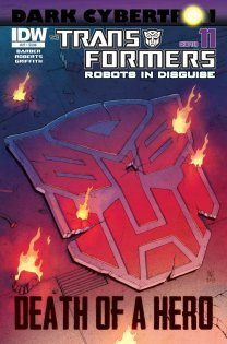 TRANSFORMERS ROBOTS IN DISGUISE #27