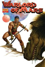 WARLORD OF MARS JUSKO COVER