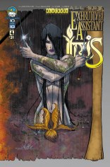 ALL NEW EXECUTIVE ASSISTANT IRIS #4 COVER D