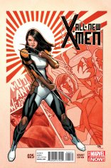 ALL-NEW X-MEN #25 VARIANT A