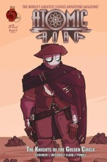 ATOMIC ROBO THE KNIGHTS OF THE GOLDEN CIRCLE #1