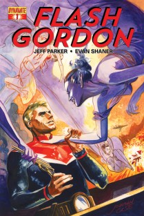 FLASH GORDON #1 CASE COVER