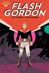 FLASH GORDON #1 SHALVEY COVER