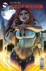 GRIMM FAIRY TALES ASCENSION #3 COVER C