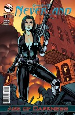 GRIMM FAIRY TALES NEVERLAND AGE OF DARKNESS #2 COVER C