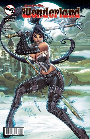 GRIMM FAIRY TALES WONDERLAND #22 COVER C