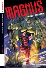 MAGNUS ROBOT FIGHTER #2 SEGOVIA COVER