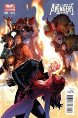 UNCANNY AVENGERS ANNUAL #1 VARIANT