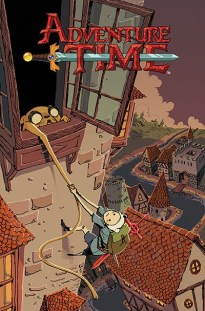 ADVENTURE TIME #28 COVER B