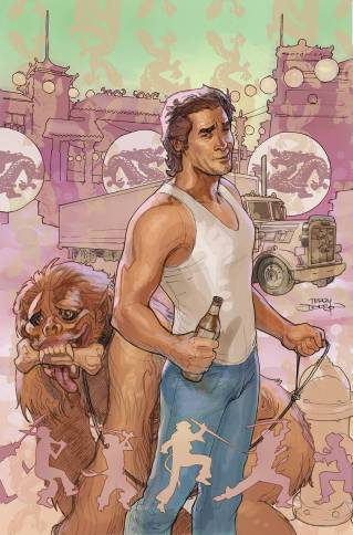BIG TROUBLE IN LITTLE CHINA #1 COVER D