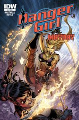 DANGER GIRL MAYDAY #2