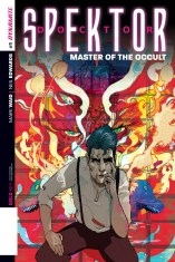DOCTOR SPEKTOR MASTER OF THE OCCULT #1 WARD COVER