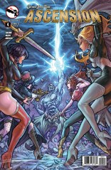 GRIMM FAIRY TALES ASCENSION #4 COVER A