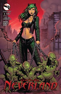 GRIMM FAIRY TALES NEVERLAND AGE OF DARKNESS #3 COVER A