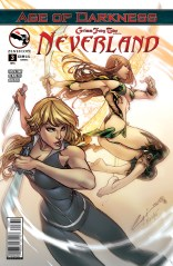 GRIMM FAIRY TALES NEVERLAND AGE OF DARKNESS #3 COVER C