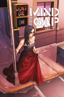 MIND THE GAP #17 COVER A