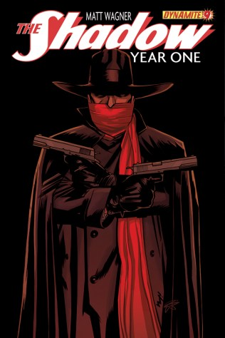 SHADOW YEAR ONE #9 SUB COVER