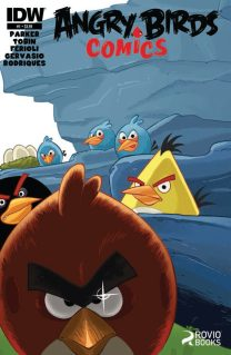 ANGRY BIRDS #1