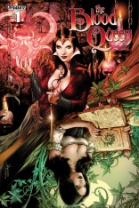 BLOOD QUEEN #1 ANACLETO COVER
