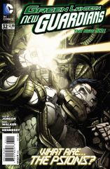 GREEN LANTERN NEW GUARDIANS #32