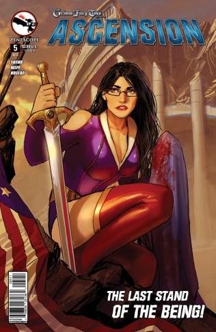 GRIMM FAIRY TALES ASCENSION #5 COVER A