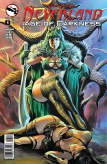 GRIMM FAIRY TALES NEVERLAND AGE OF DARKNESS #4 COVER A